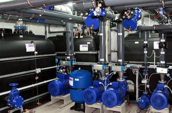 Industrietanks in der Kälte- und Klimatechnik